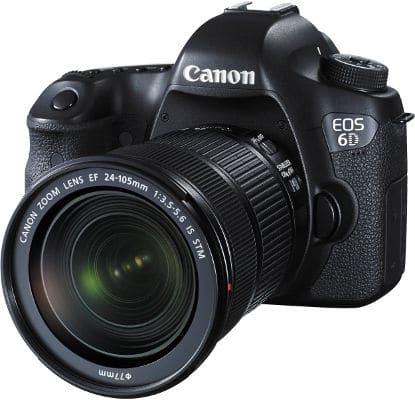 Cámara reflex Canon EOS 6D