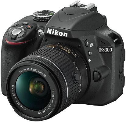 Cámara reflex Nikon D3300