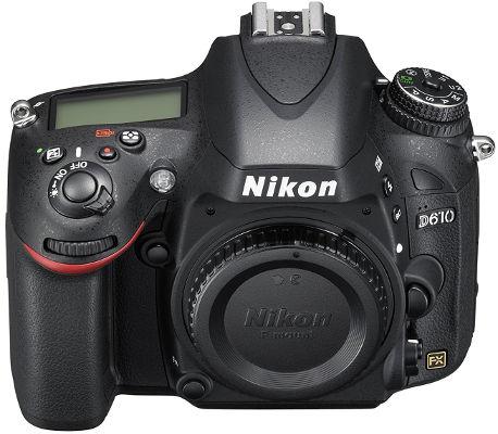 Cámara reflex Nikon D610