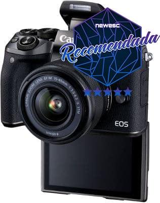 Cámaras-compactas-Canon-EOS-M5
