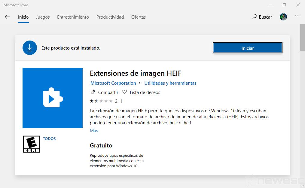 Cómo Abrir HEIC en Windows 10