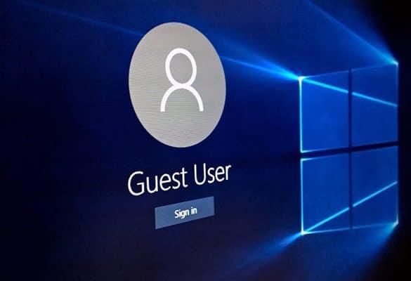 Cómo crear un usuario en Windows 10