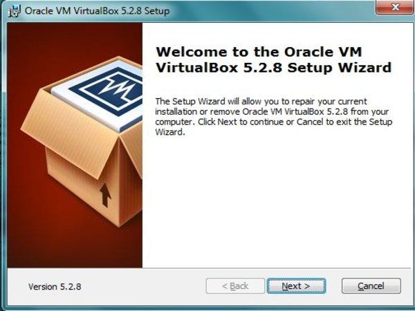 Cómo crear una máquina virtual paso 1