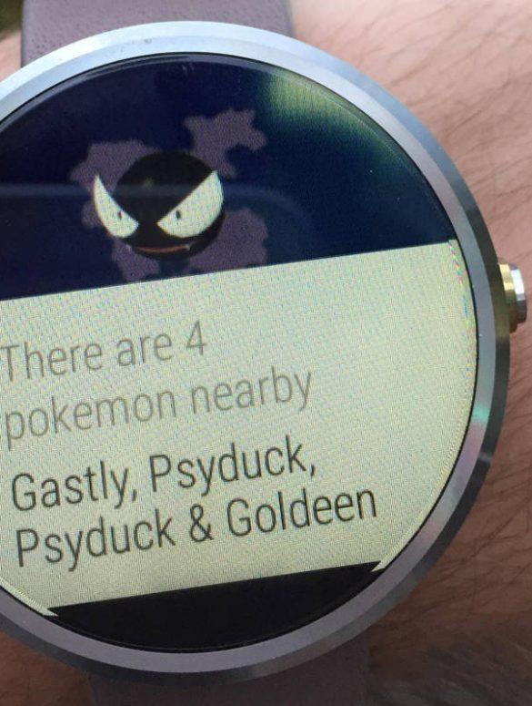 Cómo recibir notificaciones de Pokémon GO en tu Smartwatch