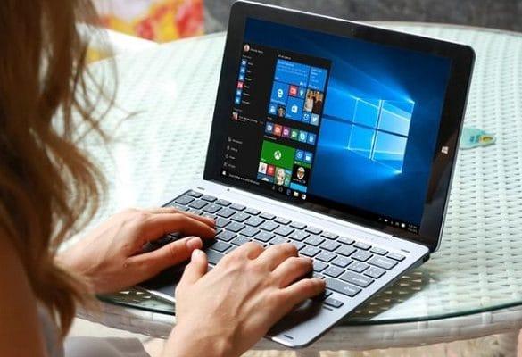 CHUWI Hi10 Air con Windows 10