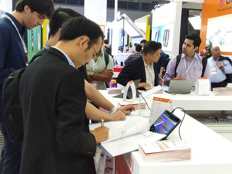 CHUWI Hi9 Plus Exposición de Hong Kong