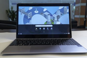 CHUWI LapBook SE con Chrome OS