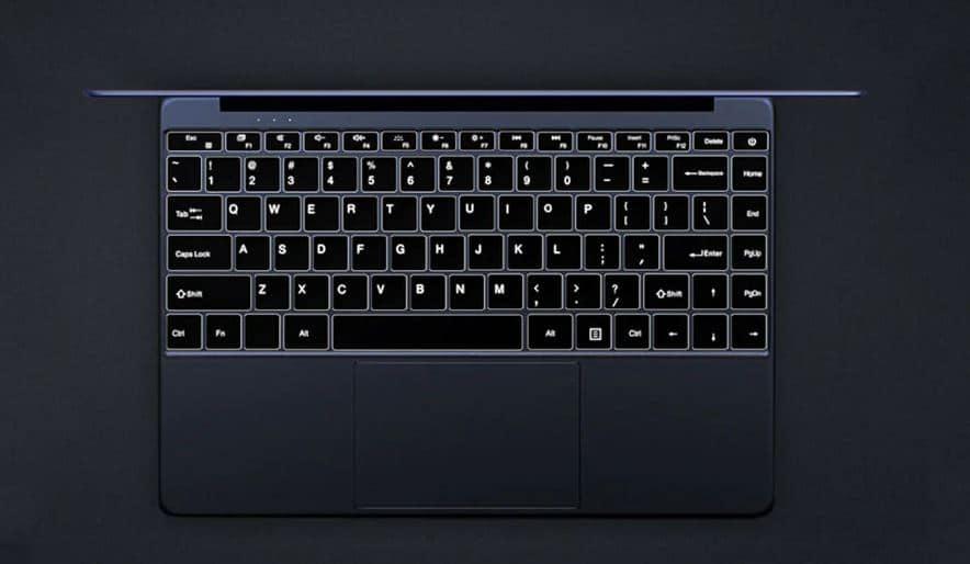 CHUWI LapBook SE teclado