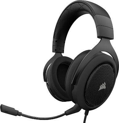 CORSAIR HS50 auriculares gamer