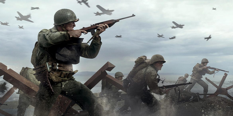 Call of Duty WW II Portada 2