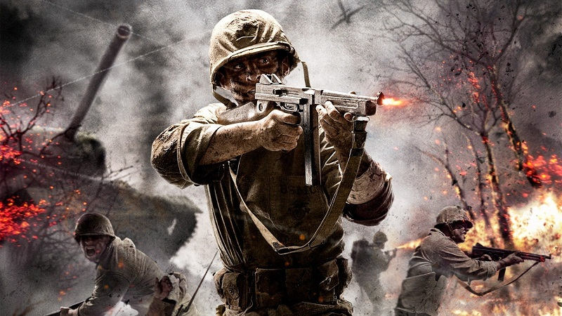 Call of Duty WWII duplica ventas