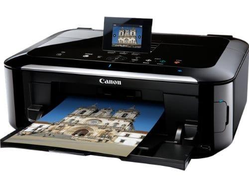 Canon PIXMA MG5350 impresora fotografica