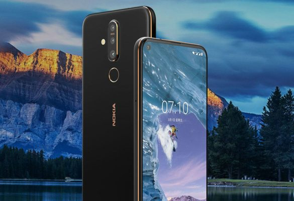 Caracteristicas del Nokia X71