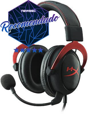 Casco-gaming-HyperX-Cloud-II