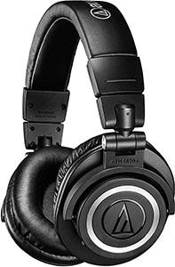 Cascos Bluetooth Audio-Technica ATH-M50XBT