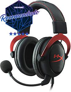 Cascos Gaming HyperX Cloud II