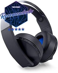 Cascos PS4 4 PLATINUM