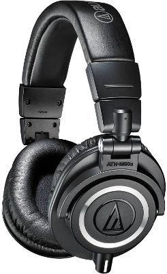 Cascos gamer Audio-Technica ATH M50x