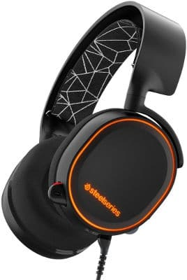Cascos gaming SteelSeries Artic 5