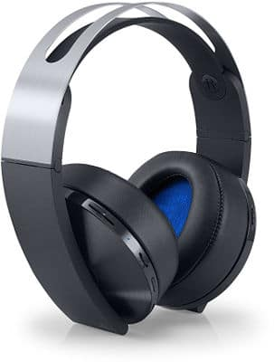 Cascos para PS4 PlayStation 4 Platinum Wireless