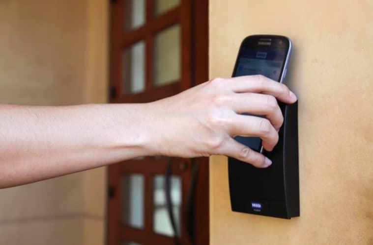 Chip NFC permitirá abrir puertas con iPhone