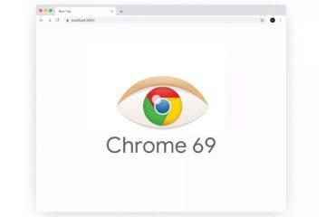 Chrome versión 69