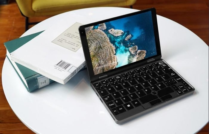 Chuwi presenta su minibook UMPC de 8 pulgadas
