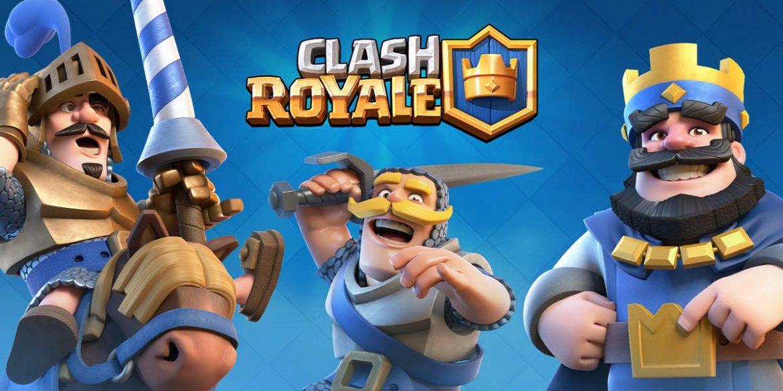 Clash Royale Portada