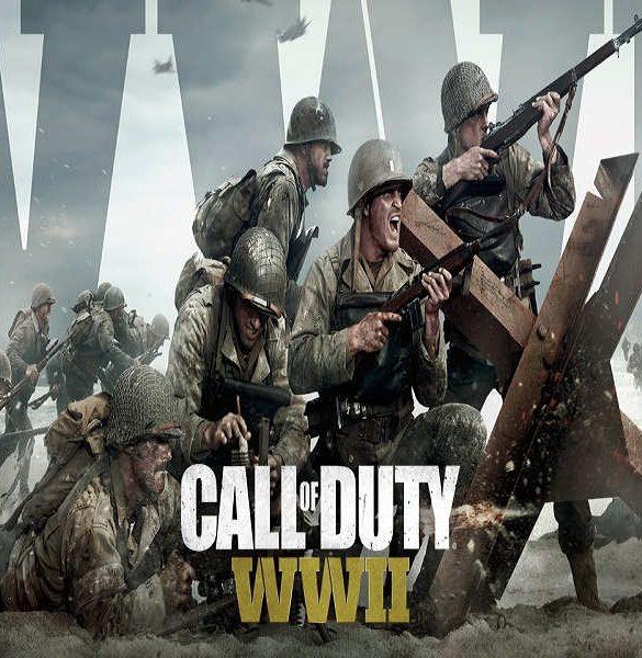 CoD WW2 Portada 2