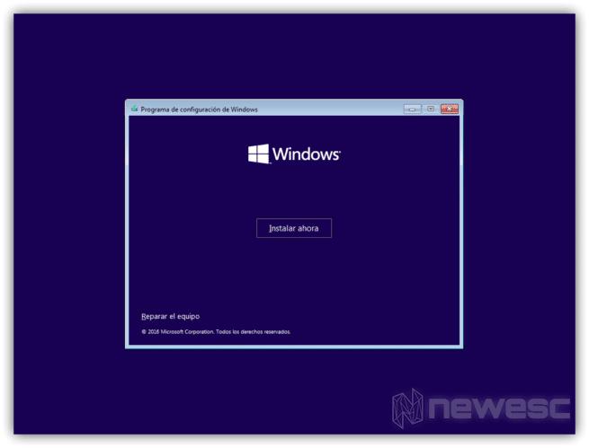 Como Instalar Windows 10 - 2