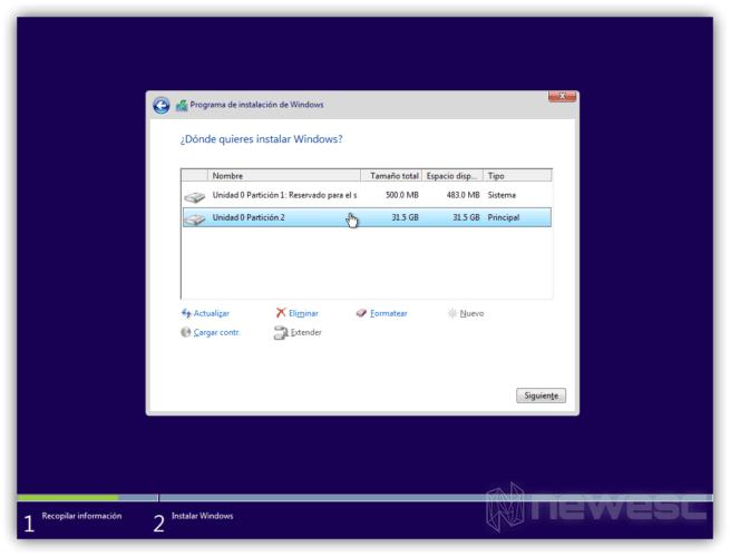 Como Instalar Windows 10 - 6