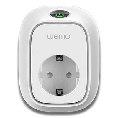 Como ahorrar luz WeMo de Belkin