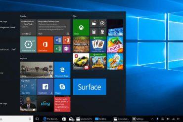 Como desintalar programas en Windows 10