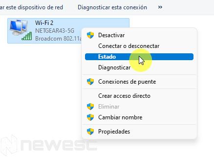 Como ver la clave del Wi Fi en Windows 11 004