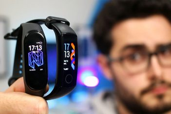 Comparativa Mi Band 4 vs Honor Band 5