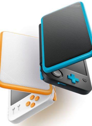 Comparativa New Nintendo 2DS XL vs New Nintendo 3DS XL wallpaper