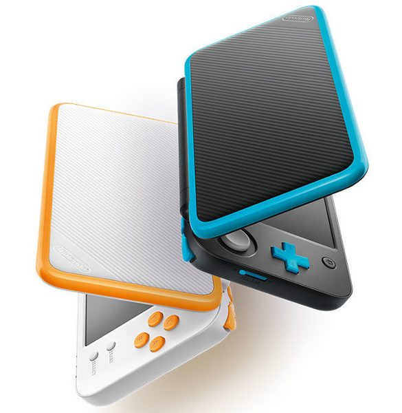 Comparativa New Nintendo 2DS XL vs New Nintendo 3DS XL wallpaper