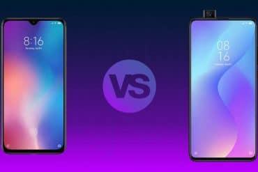 Comparativa Xiaomi Mi 9T vs Mi 9 SE