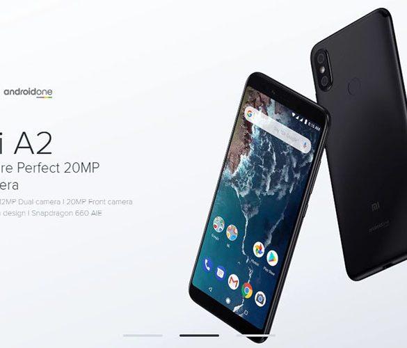 Comprar Xiaomi Mi A2