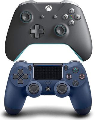 Control Remoto PS4 y Xbox para móvil