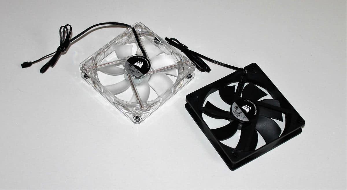 Corsair Spec Omega ventiladores