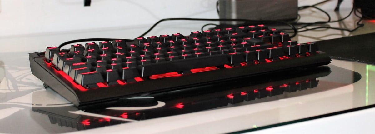 Corsair k63 teclado