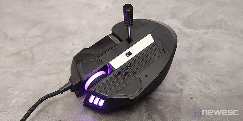 Corsair Scimitar RGB Elite Inferior