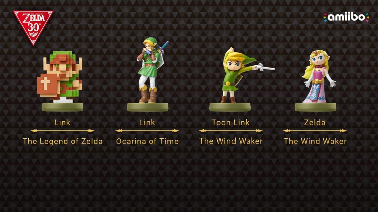 Amiibo Serie Zelda