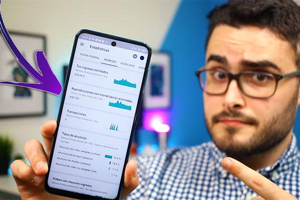 Cuánto Dinero Gana un YouTuber de Tecnología
