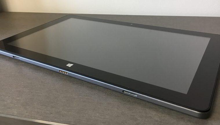 Cube iwork1x pantalla y conexión