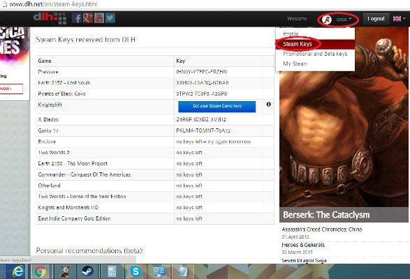 Juegos gratis DLH.net