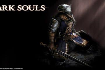 Dark Souls Portada