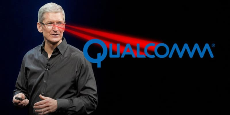 Demanda Qualcomm versus Apple
