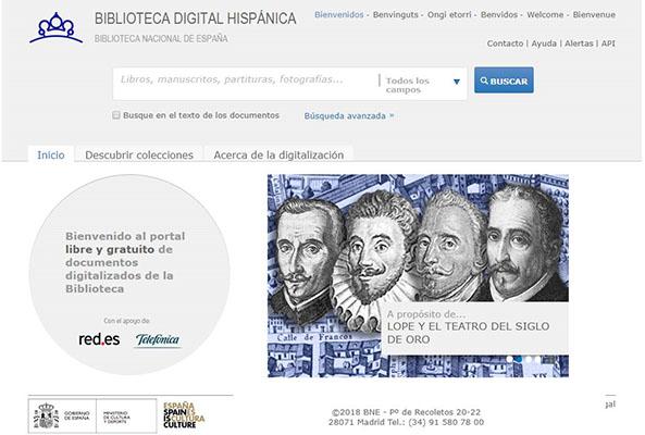 Descargar ePub Gratis - Biblioteca nacional de España
